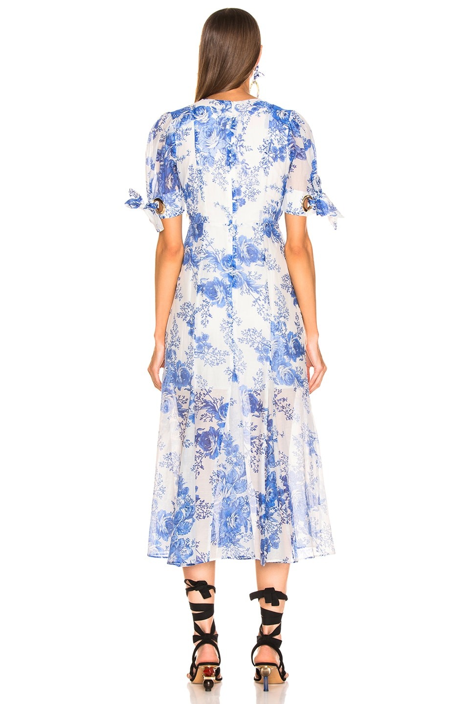 Image 3 of Alice McCall Only Everything Midi Dress in Ocean