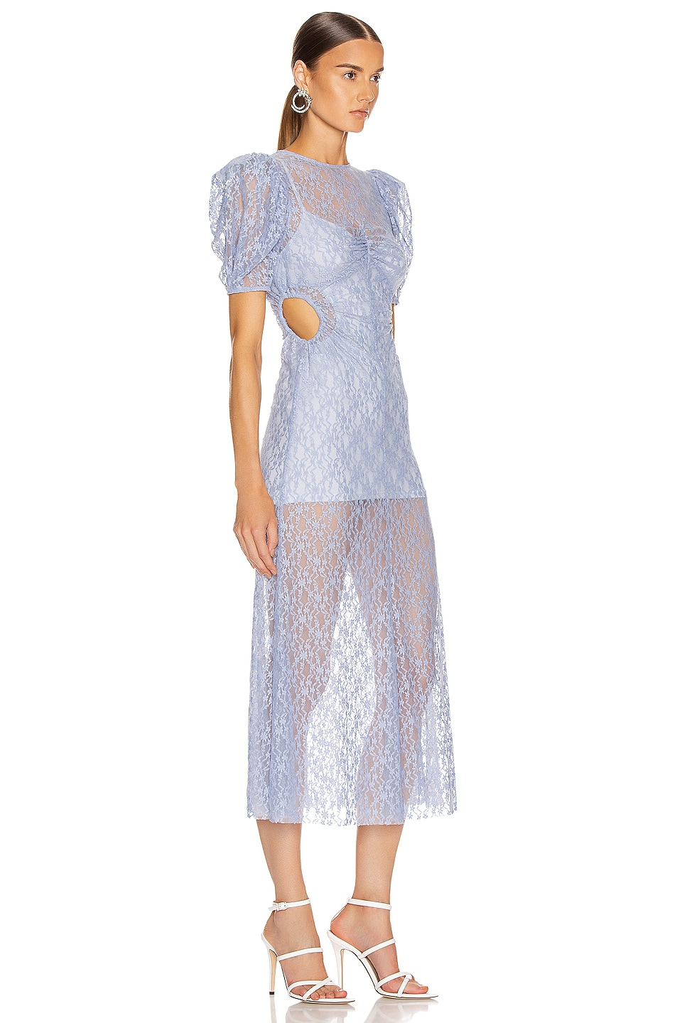 Image 2 of Alice McCall On & On Midi Dress in Periwinkle