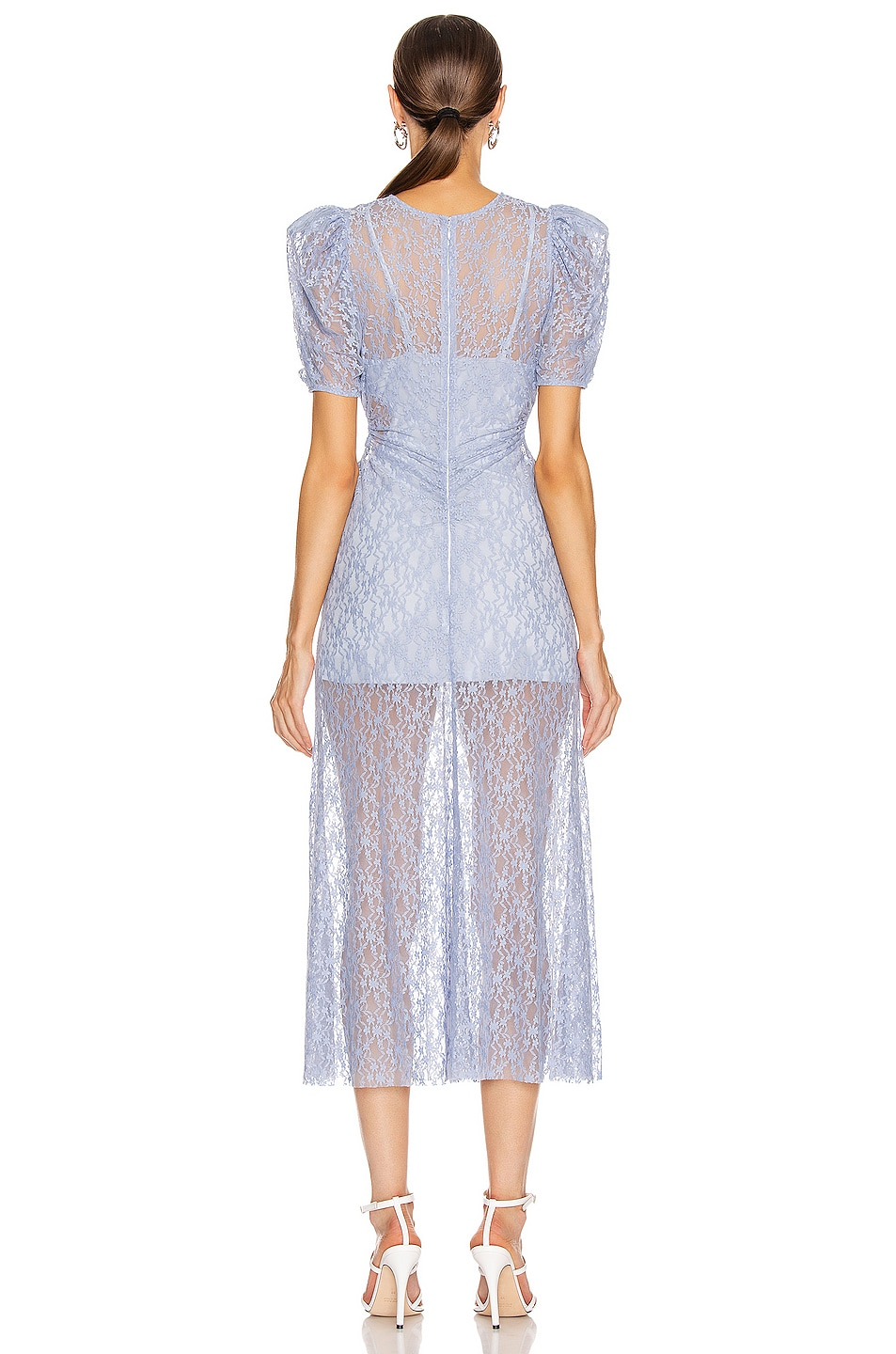 Image 3 of Alice McCall On & On Midi Dress in Periwinkle