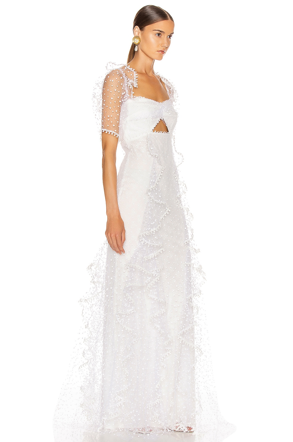 Image 2 of Alice McCall Found You Gown in Porcelain