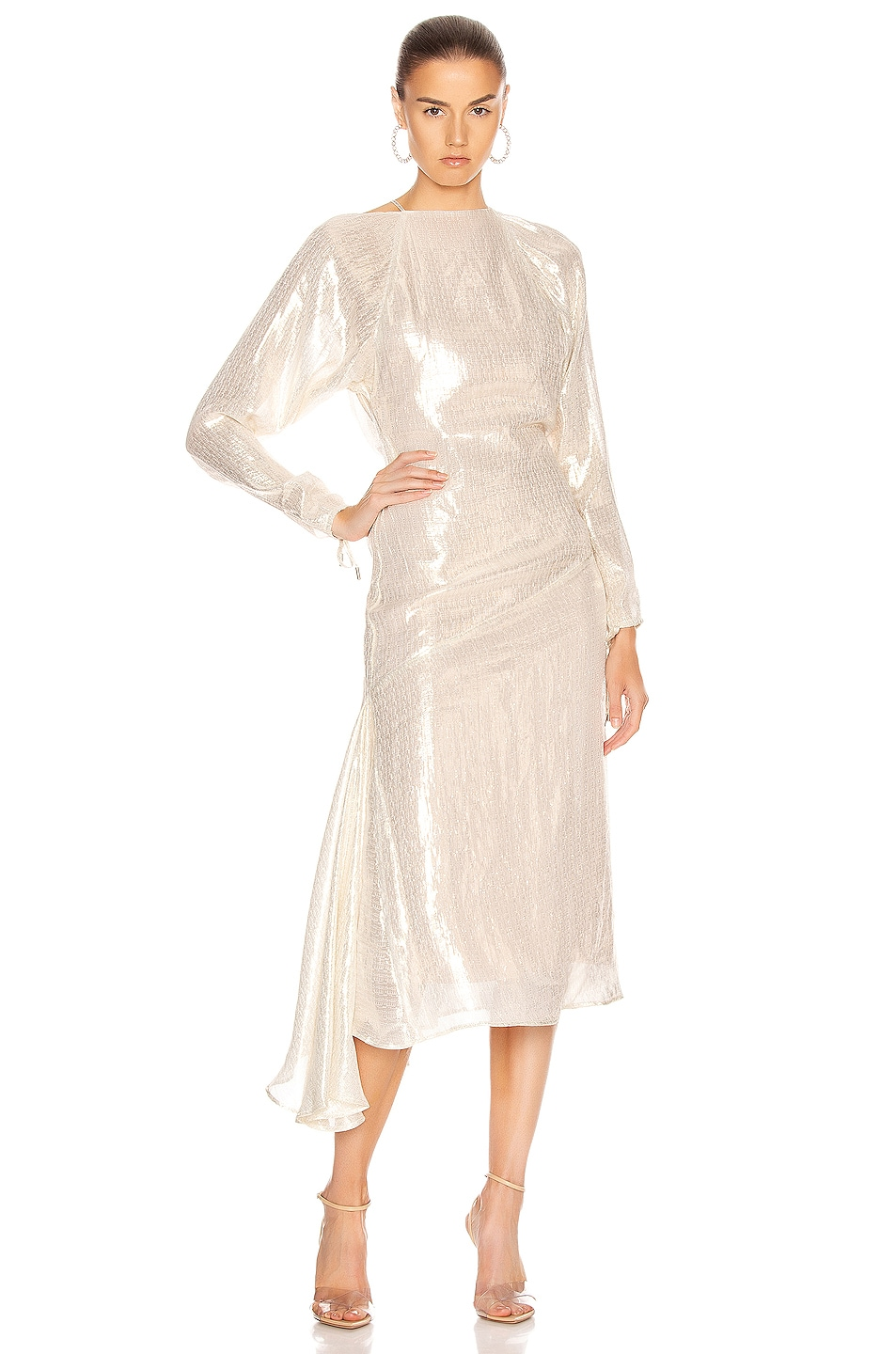 Image 1 of Alice McCall Champers Gown in Gold