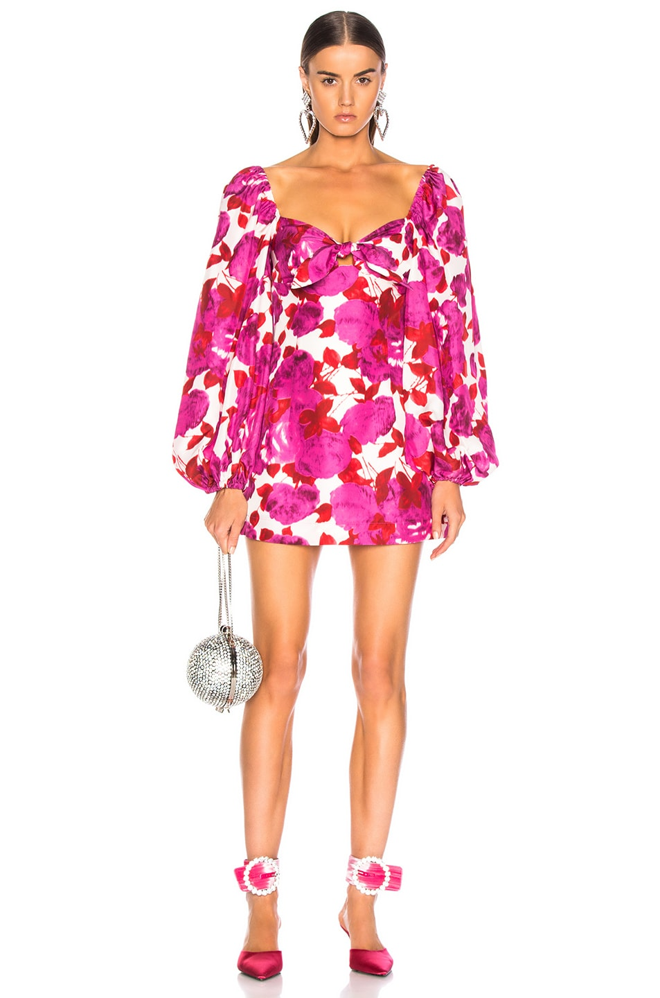 Image 1 of Alice McCall Lover To Lover Dress in Plum