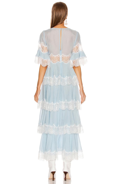 Image 4 of Alice McCall Divine Sister Maxi Dress in Glacier