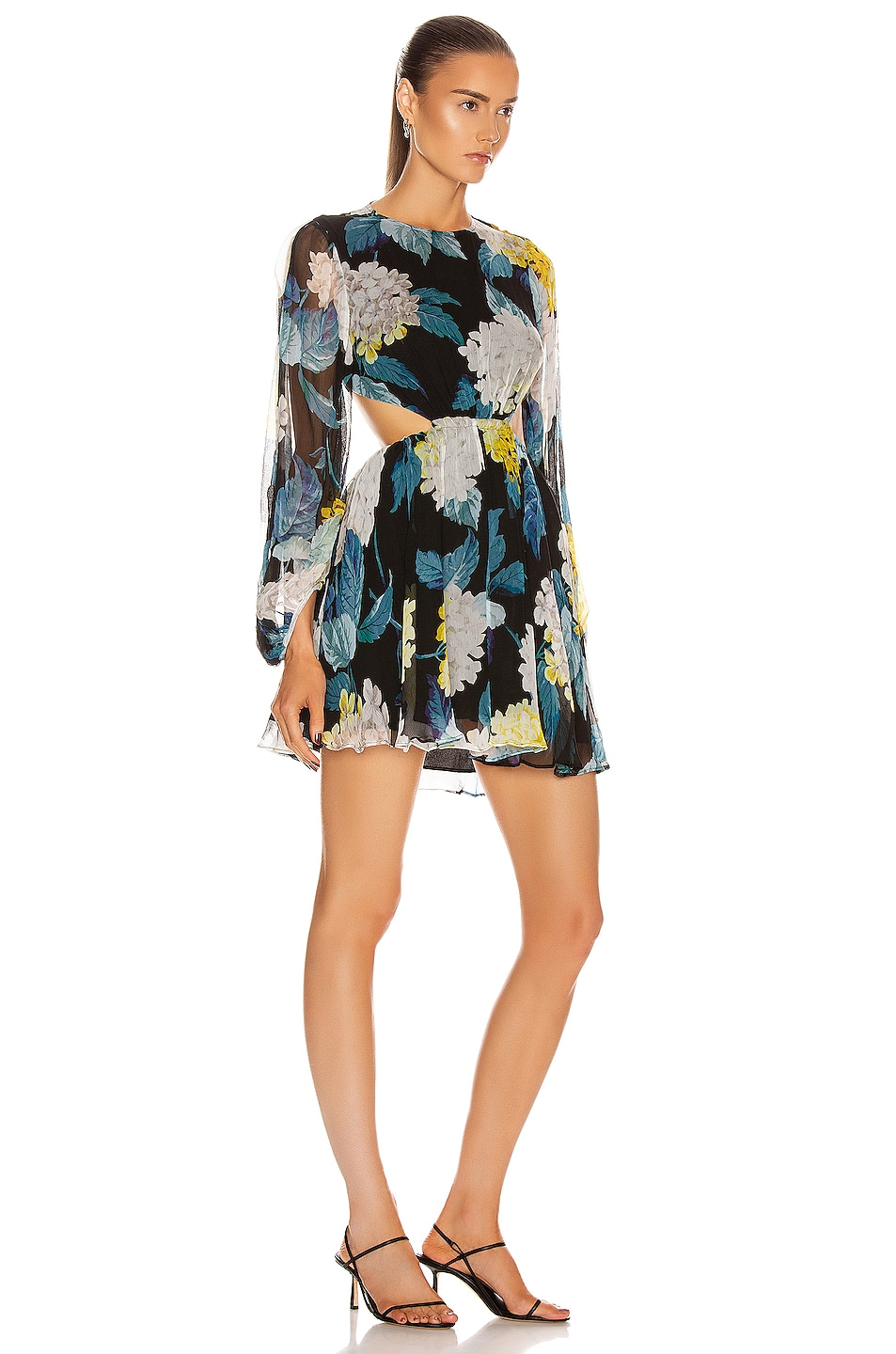 Image 2 of Alice McCall Wild Frontiers Mini Dress in Black
