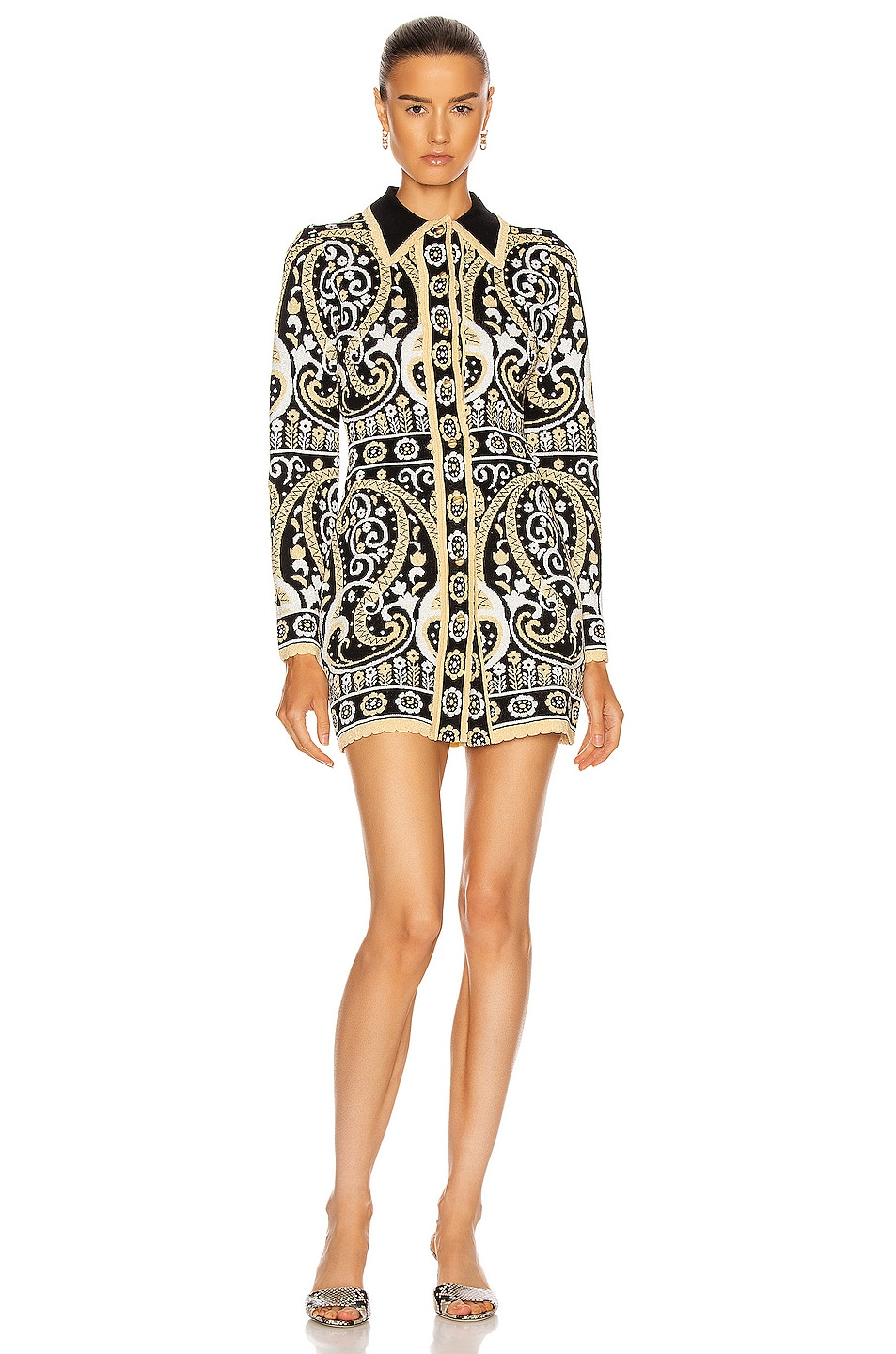Image 1 of Alice McCall Adore Jacket Dress in Black