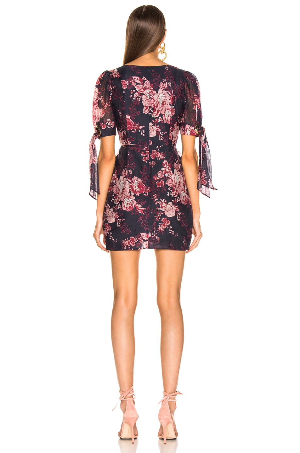 Image 4 of Alice McCall Only Everything Mini Dress in Ink