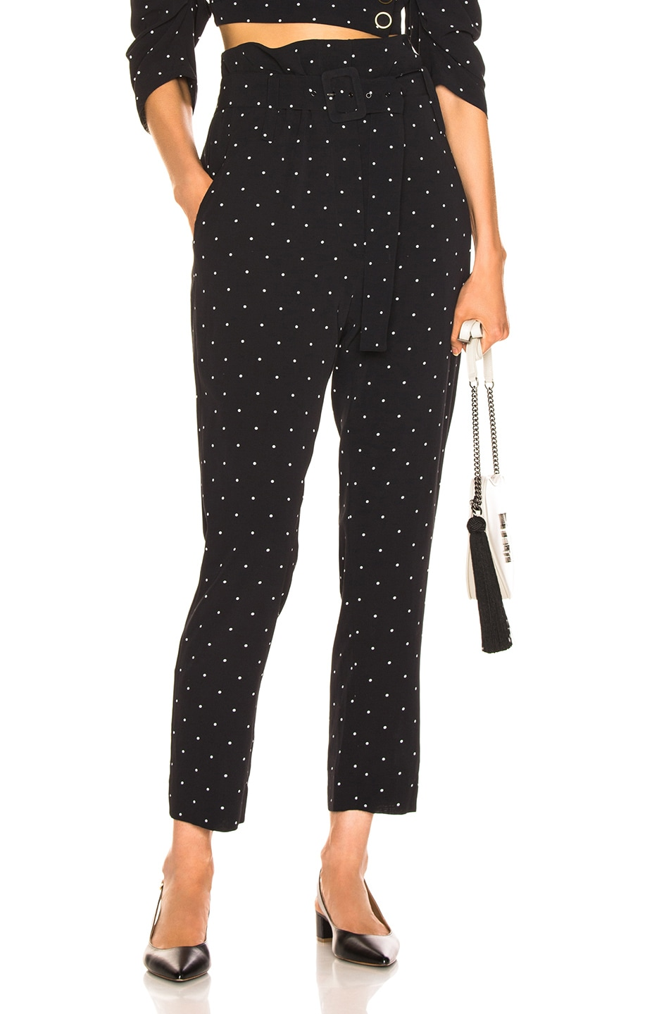 Image 1 of Alice McCall Oscar Pant in Black