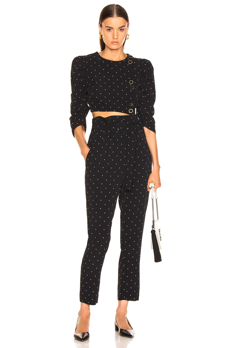 Image 4 of Alice McCall Oscar Pant in Black