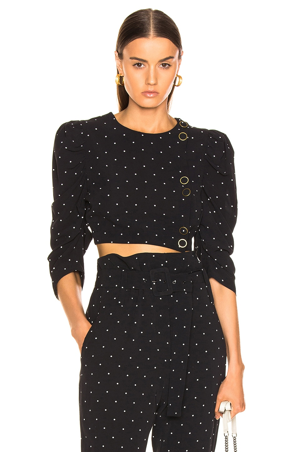 Image 1 of Alice McCall Oscar Top in Black