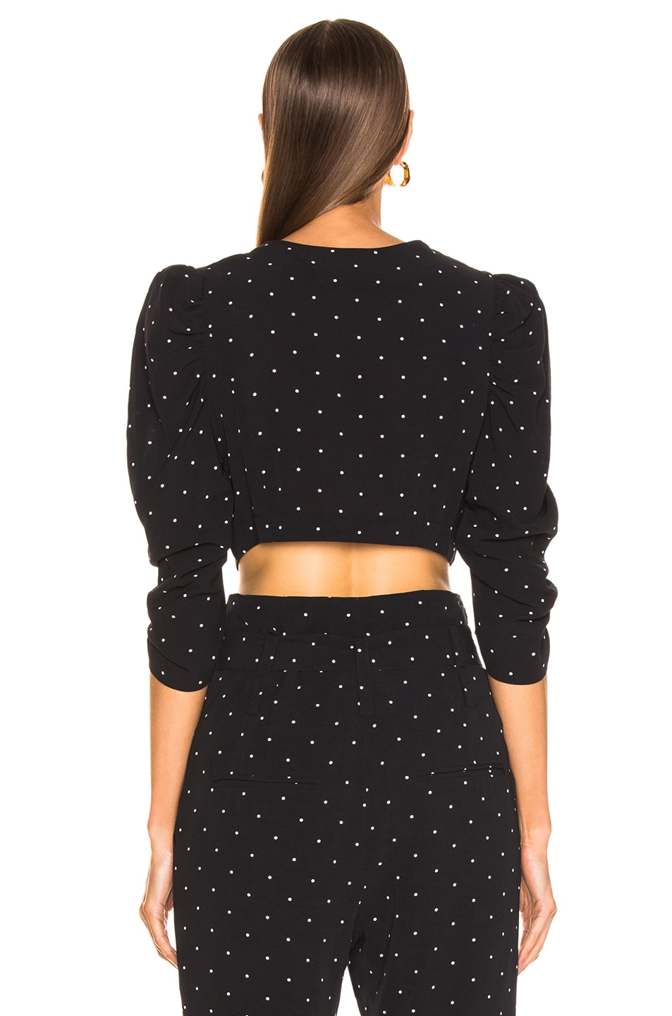 Image 3 of Alice McCall Oscar Top in Black