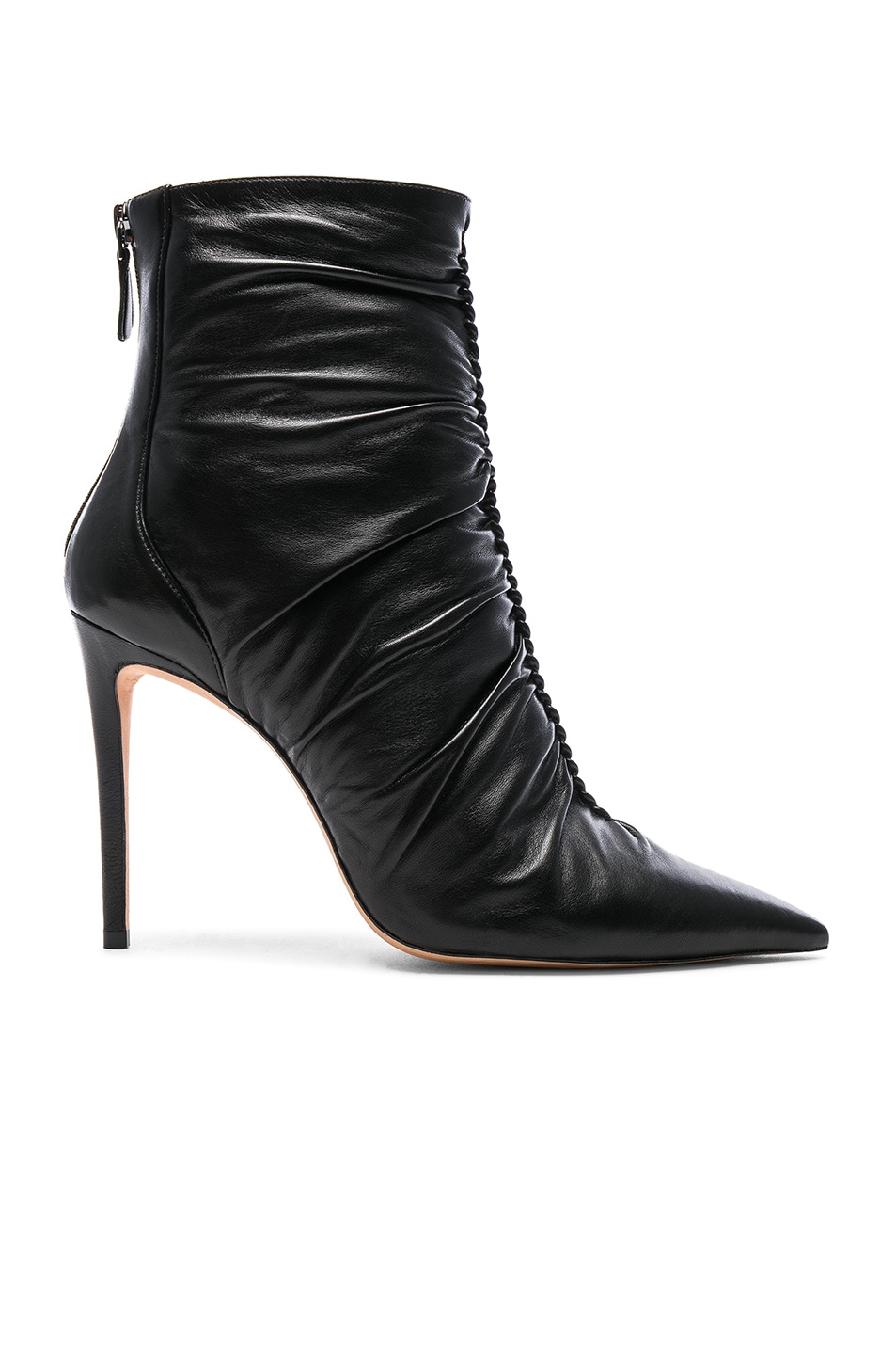 Image 1 of Alexandre Birman Susanna Ankle Boots in Black