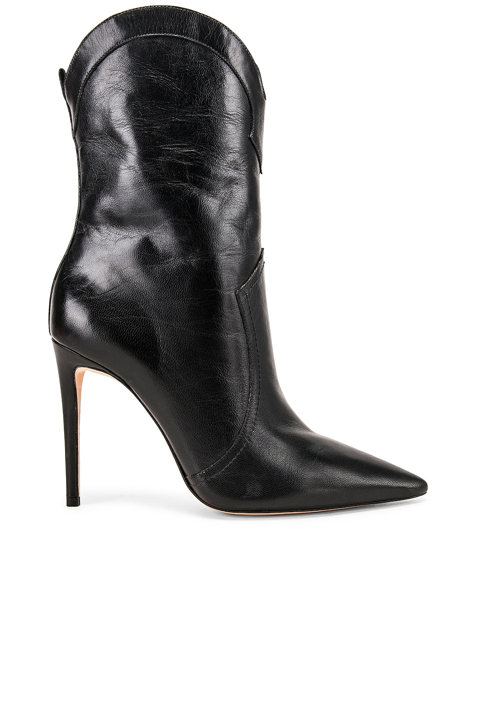Image 1 of Alexandre Birman Esther Boots in Black
