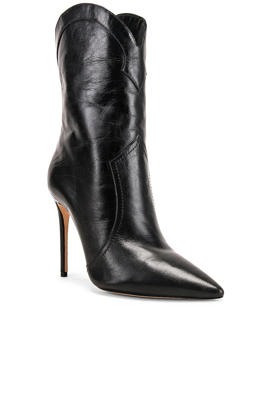 Image 2 of Alexandre Birman Esther Boots in Black