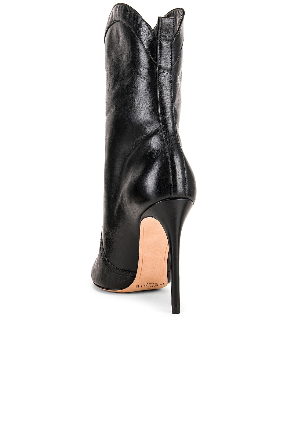 Image 3 of Alexandre Birman Esther Boots in Black