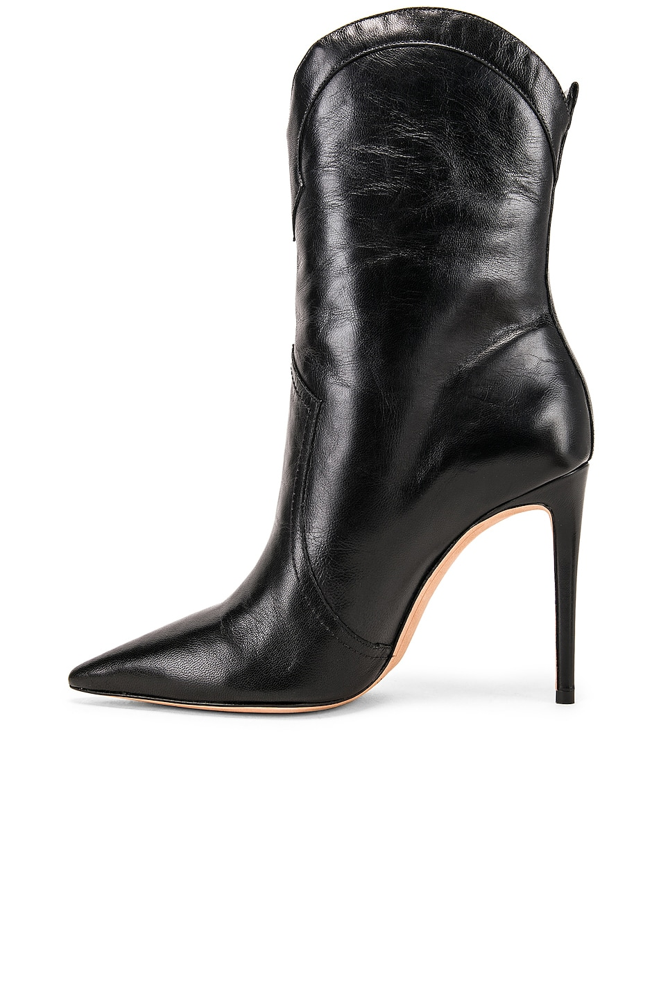 Image 5 of Alexandre Birman Esther Boots in Black