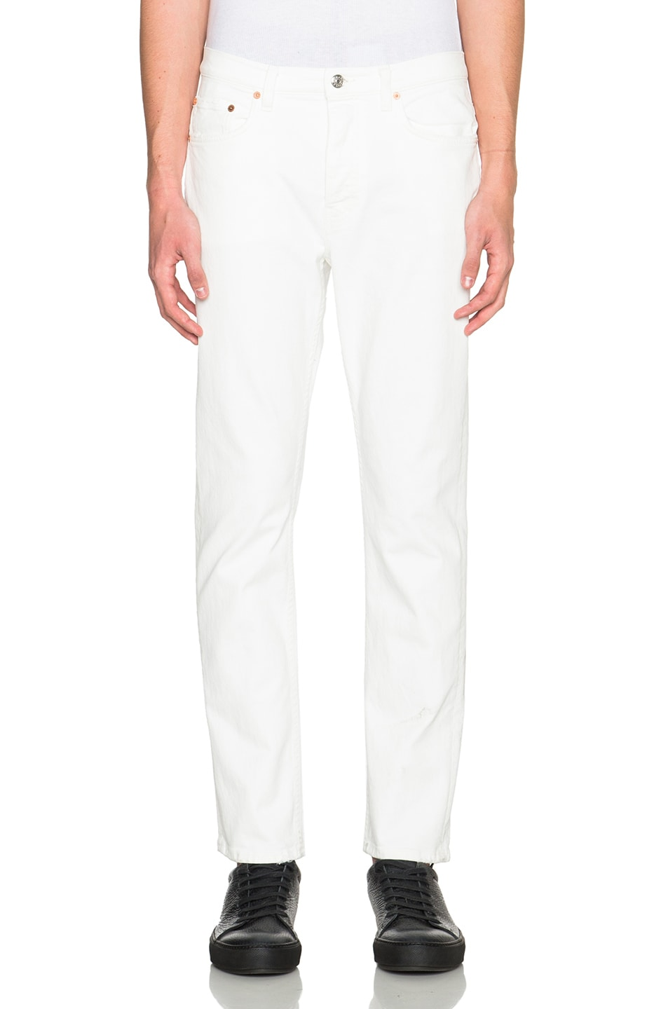 Image 1 of Acne Studios Town in White Vintage