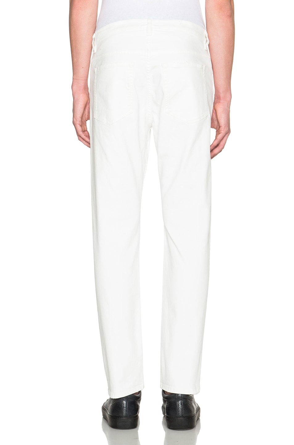 Image 4 of Acne Studios Town in White Vintage