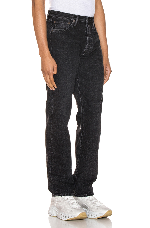 Acne Studios 1996 Metal 5 Pocket Denim Jeans Used Black outlet