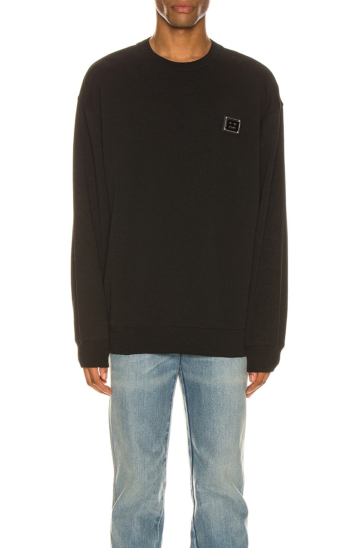 Image 1 of Acne Studios Sweatshirt in Black
