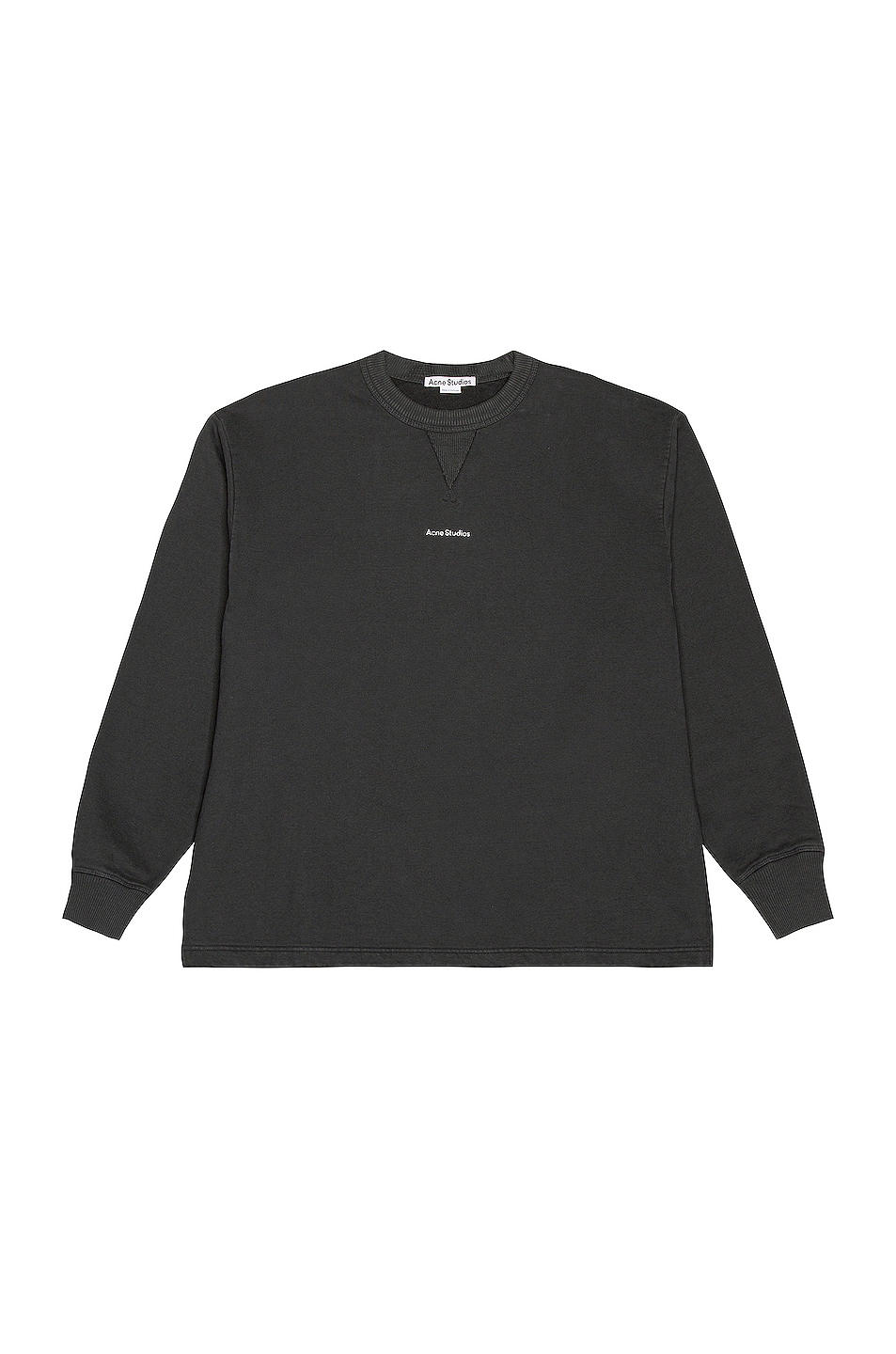 Image 1 of Acne Studios Sweatshirt in Black
