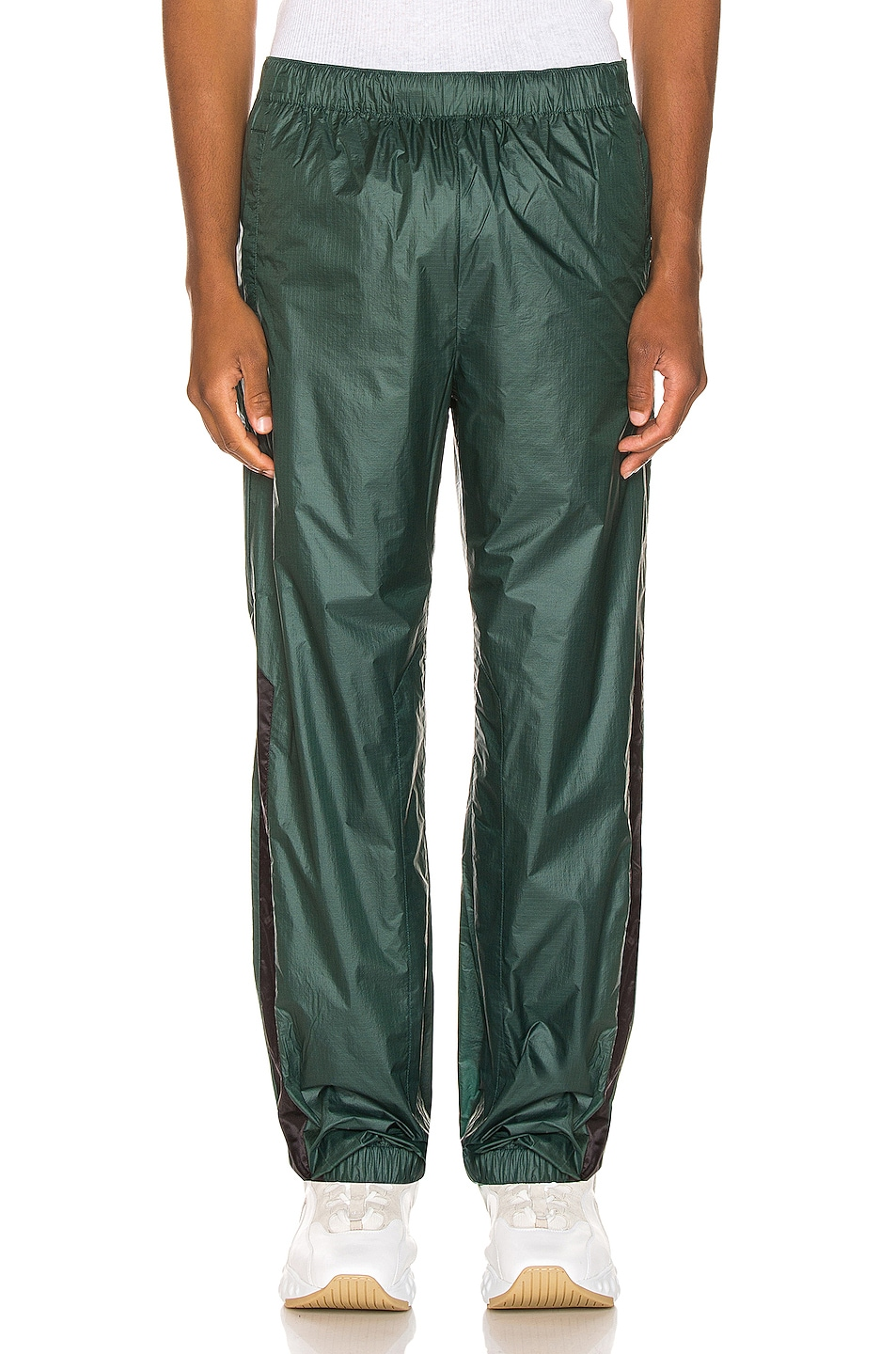 Image 1 of Acne Studios Pegasus Trousers in Forest Green