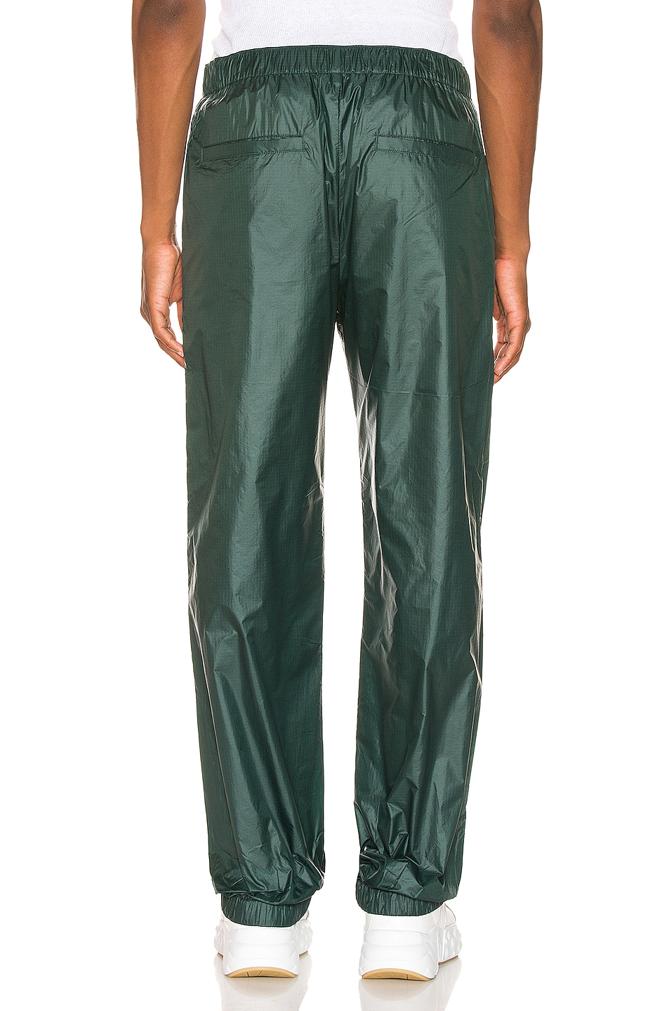 Acne Studios Pegasus Trousers Forest Green chic