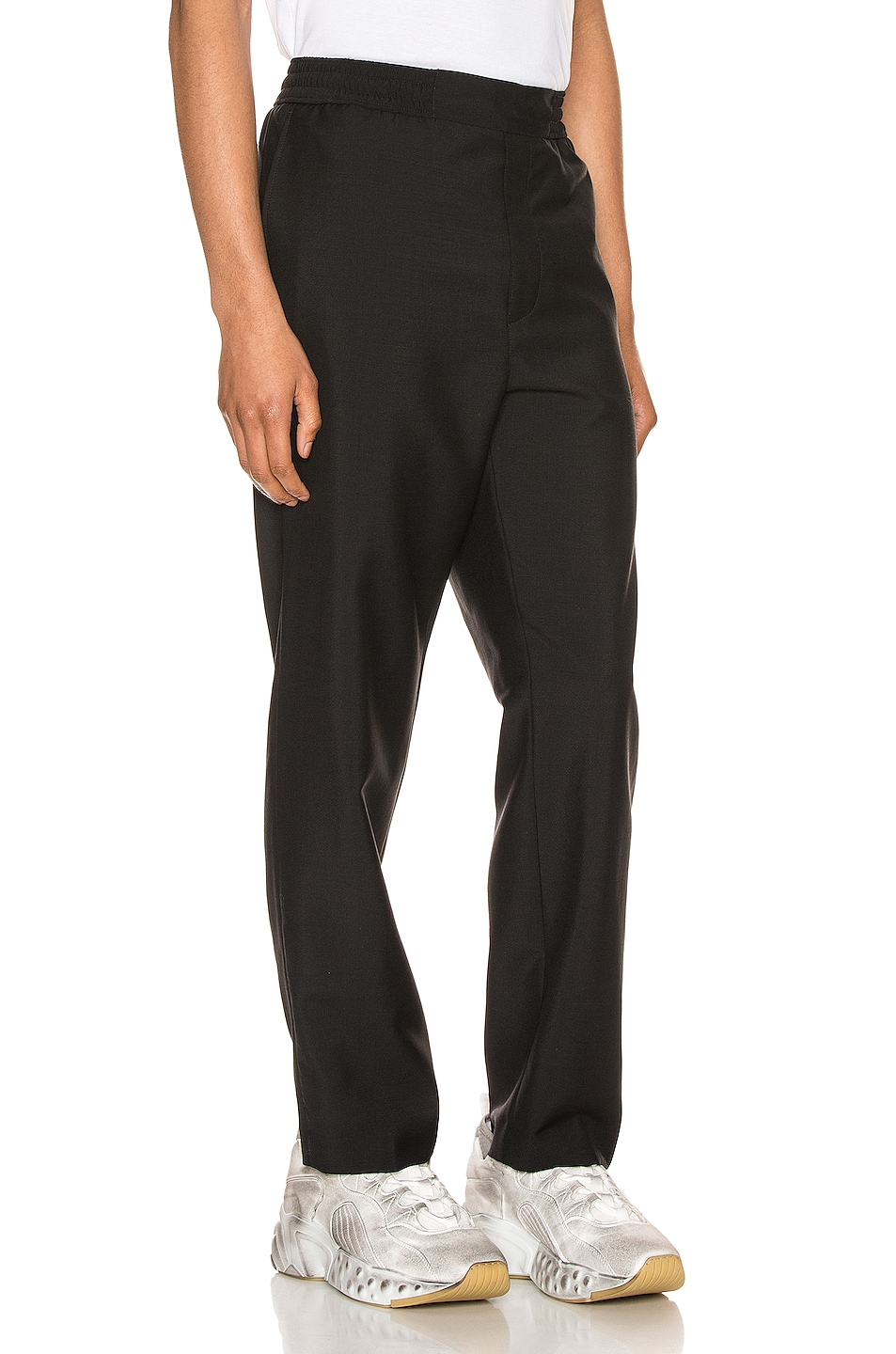 Image 2 of Acne Studios Trousers in Black