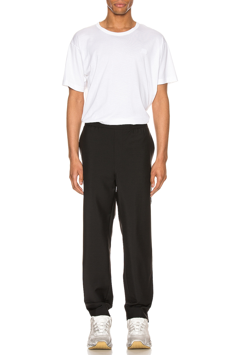 Image 4 of Acne Studios Trousers in Black