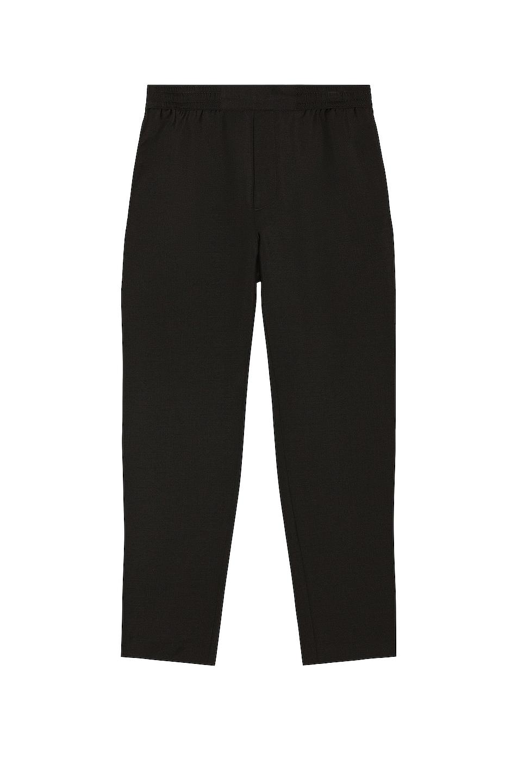 Image 1 of Acne Studios Pismo Wool Trousers in Black
