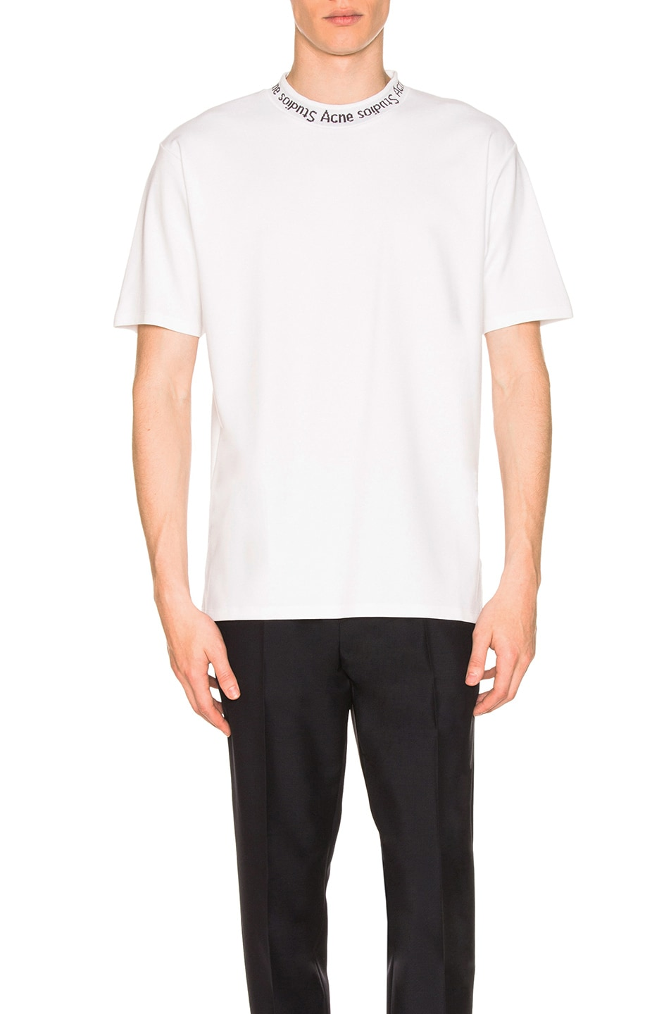 Image 1 of Acne Studios Navid in White