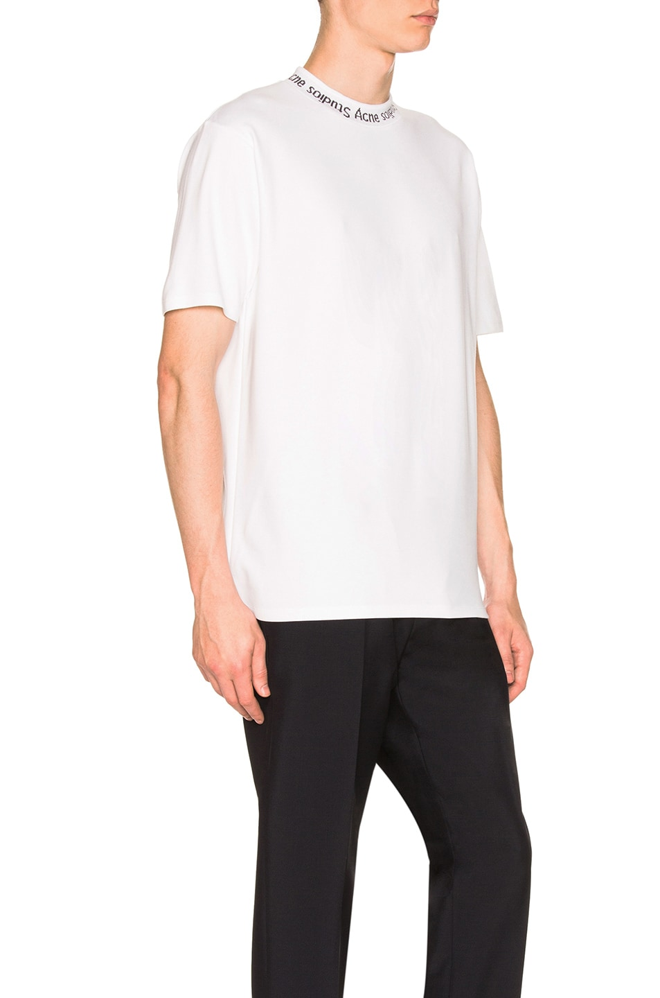 Image 2 of Acne Studios Navid in White