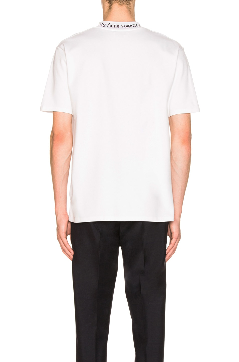 Image 3 of Acne Studios Navid in White