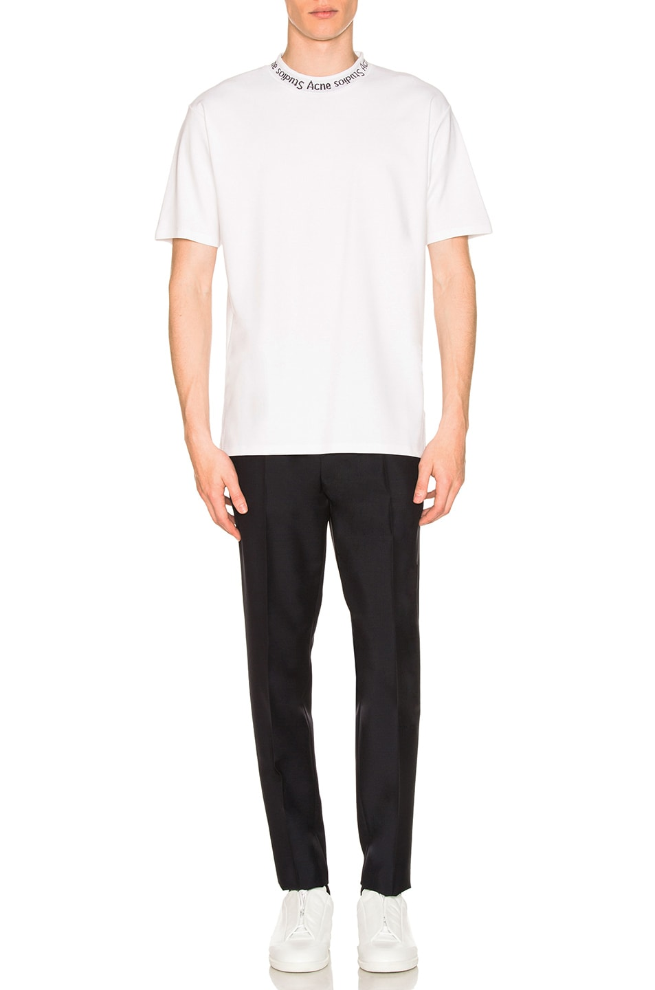 Image 4 of Acne Studios Navid in White