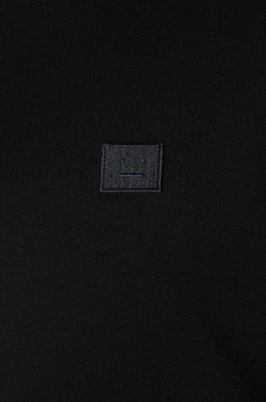 Image 3 of Acne Studios Nash Face Tee in Black