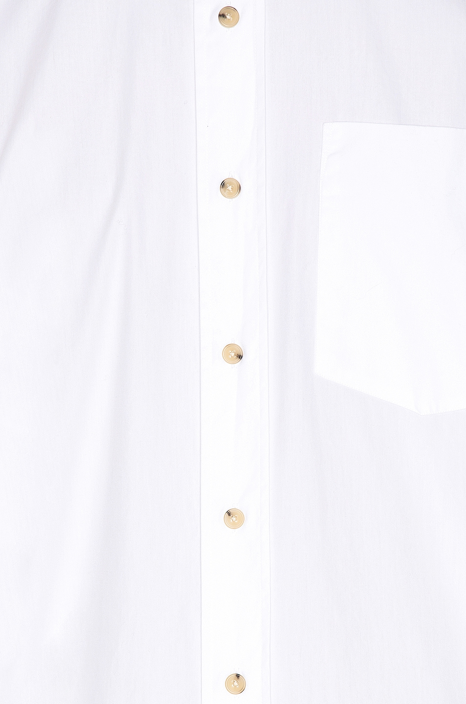 Image 5 of Acne Studios Atlent New Soft Pop Shirt in Optic White