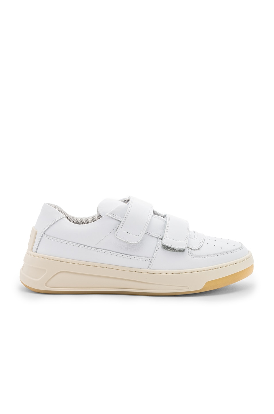 Acne Leather Pete Sneakers in . RT3fUch