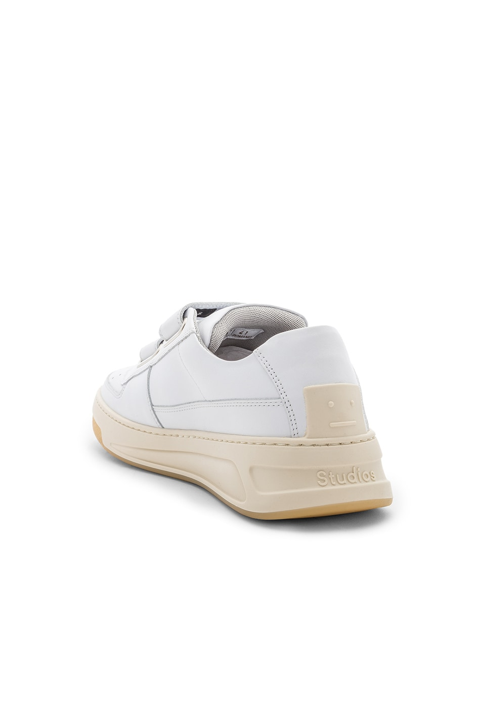 Acne Leather Pete Sneakers in . epA3jWdHb1