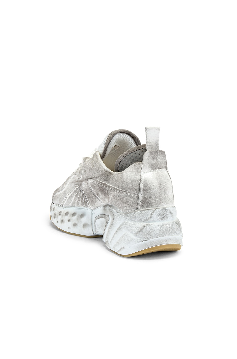 Image 3 of Acne Studios Tumbled Rockaway in White