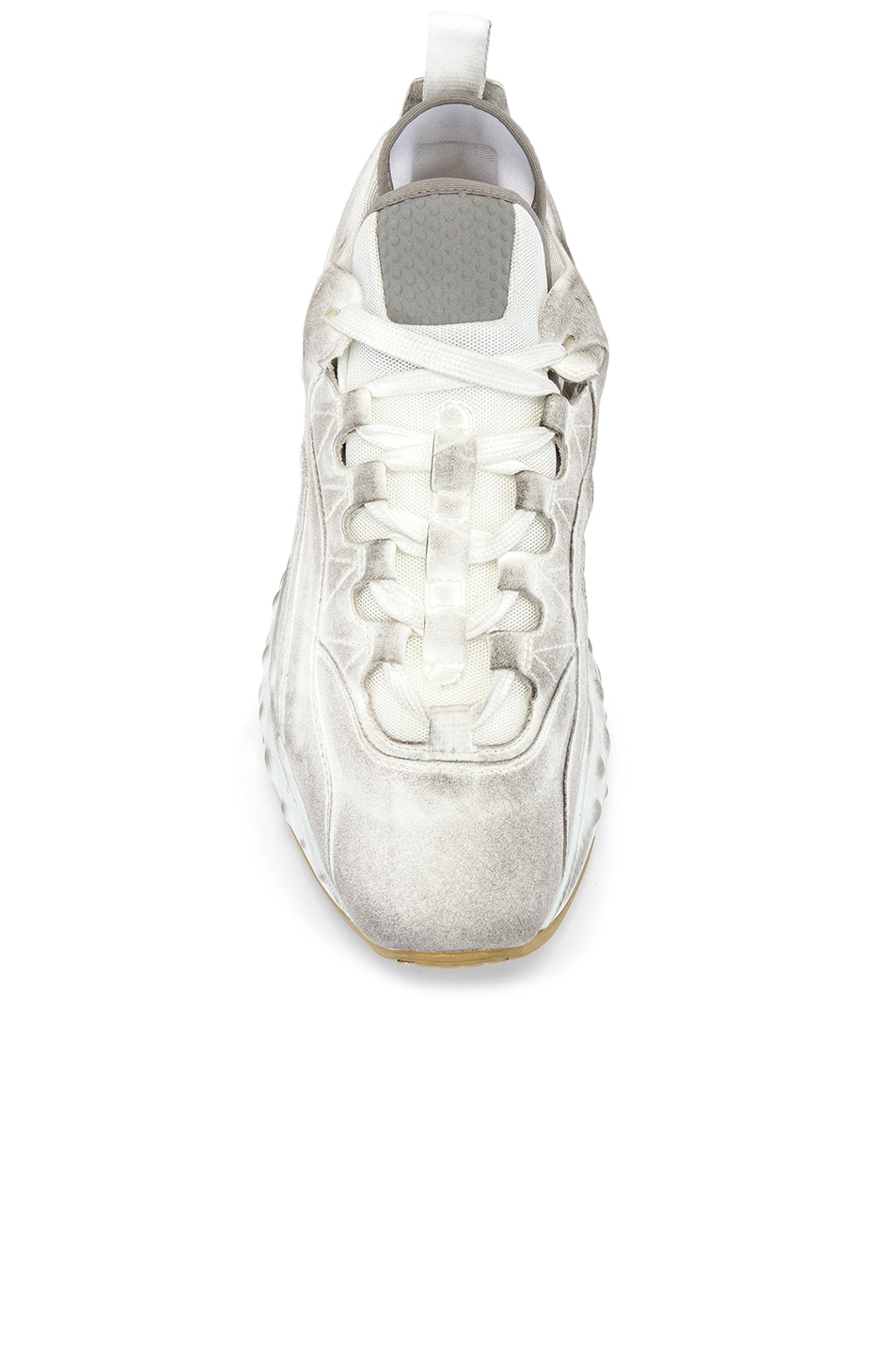 Image 4 of Acne Studios Tumbled Rockaway in White