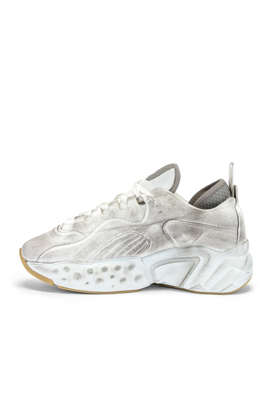Image 5 of Acne Studios Tumbled Rockaway in White