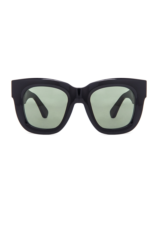Image 1 of Acne Studios Library Sunglasses in Black