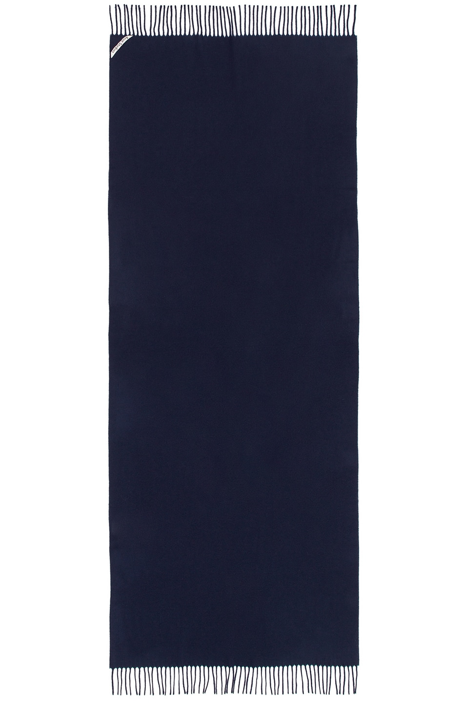 Image 2 of Acne Studios Canada Scarf in Navy