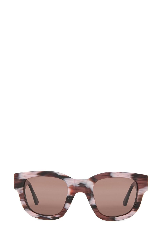 Image 1 of Acne Studios Sunglasses in Purple Leo