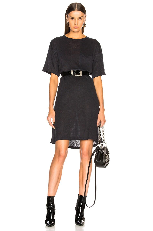 Acne Studios Saga Dress in Black