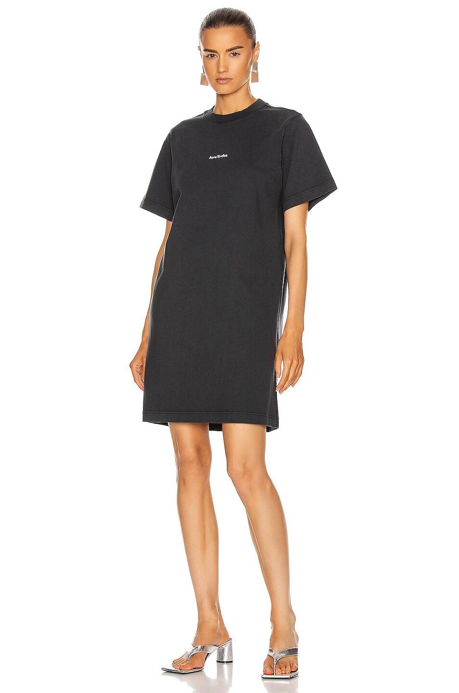 Image 1 of Acne Studios Elleni Dress in Black