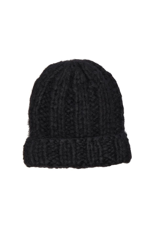 93760bb3368 Image 2 of Acne Studios Jewel Alpaca Hat in Black