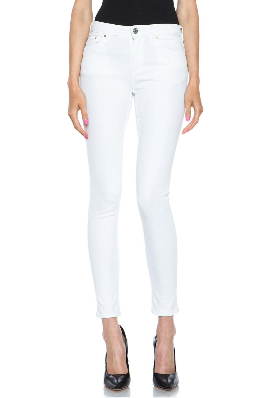 Image 1 of Acne Studios Skin 5 Jean in Optic White