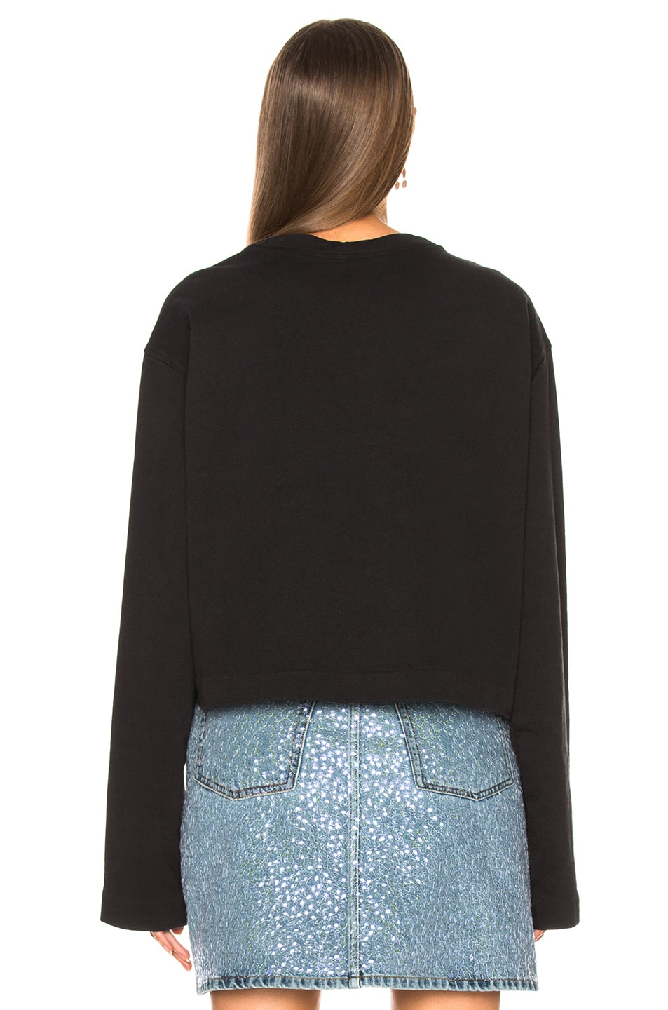 Image 4 of Acne Studios Odice Sweater in Black