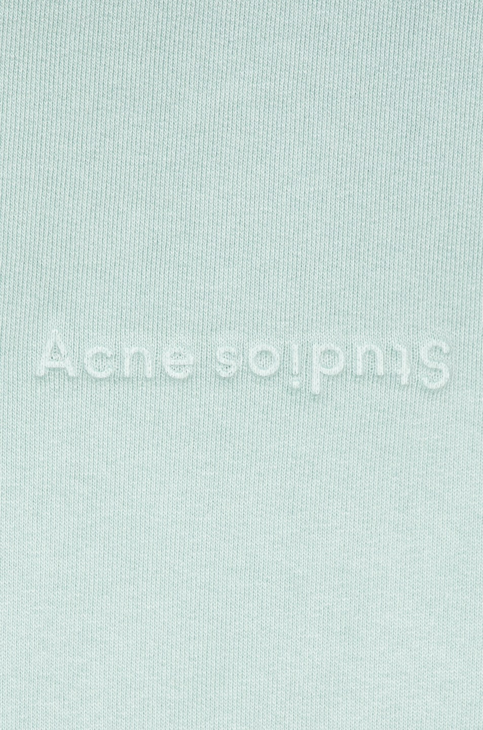 Image 5 of Acne Studios Joghy Sweatshirt in Light Blue
