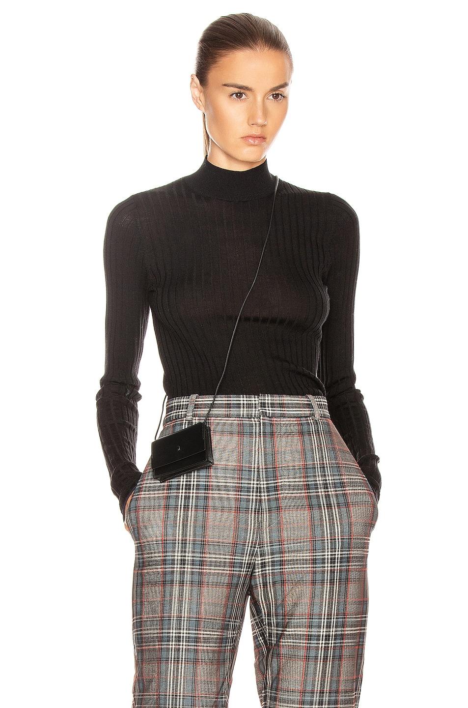 Image 1 of Acne Studios Kulia Sweater in Black